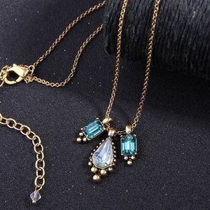 Jewelry - 4 for $25/ Emerald Charm Necklace